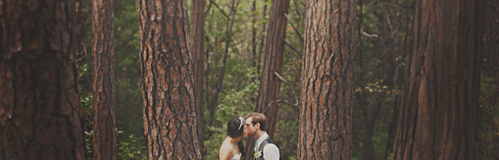 Looks We Love: Forest Weddings