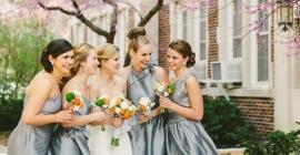 Looks We Love: Happy Bridesmaids!