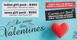 Fragrance Boutique Valentine's Day Promo