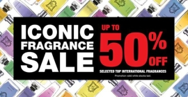 Fragrance Boutique - Iconic Sale