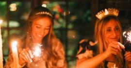 Looks We Love: Harley Viera-Newton's Wedding!