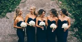 Colours for your Bridesmaids Dresses!