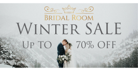 Bridal Room Winter Sale
