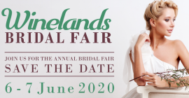 Winelands Bridal Fair 2020