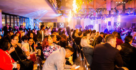 Bride of the Year 2017: Stage, Sound and Tent Hire