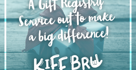 An Online Gift Registry With A Difference.
