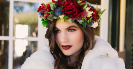 Whimsical Winter Brides