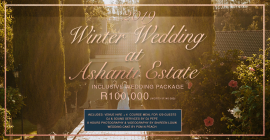 Ashanti Estate | Winter Wedding Special