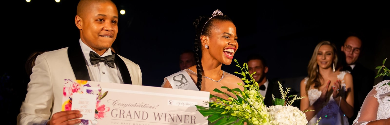 SA Weddings Chats To Bride Of The Year 2017 Winners