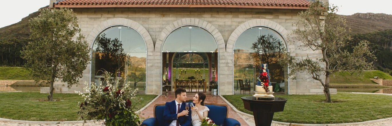 Introducing A Brand New Wedding Venue in Franschhoek