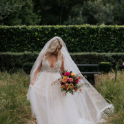 bouquets, veil, wedding dresses
