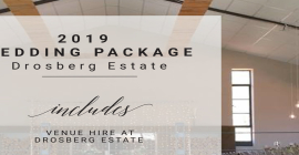 Drosberg Estate 2019 Wedding Special