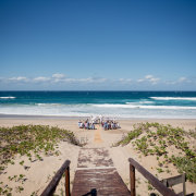 beach, outside ceremony