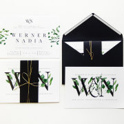 invitation, wedding invitation, wedding stationery