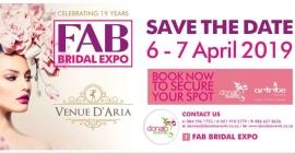 FAB Bridal Expo 2019
