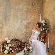 bride, indoor ceremony