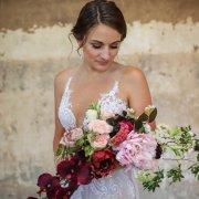 bride, bouquets