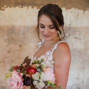 bridal bouquet, bridal hair, bride, bridal makeup
