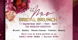 Miss to Mrs Bridal Brunch
