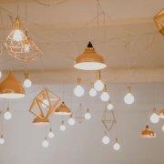 lighting, naked bulbs