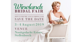 Winelands Bridal Fair 2019