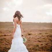 bride, dress, paarl venue - Kronenburg Estate