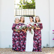 bride and bridesmaids, bridesmaids dresses, bridesmaids dresses - Kronenburg Estate