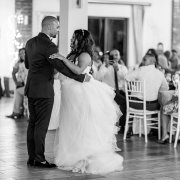 bride and groom, bride and groom, dance, first dance - Hudson\