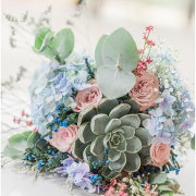 bouquets - Trou Vriendin