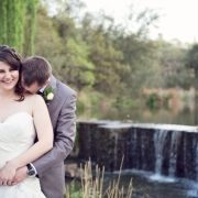bride & groom - Nice by Nature Wedding Venue
