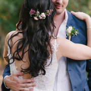 bridal hairstyles - Peach Cronje Make-Up Artistry