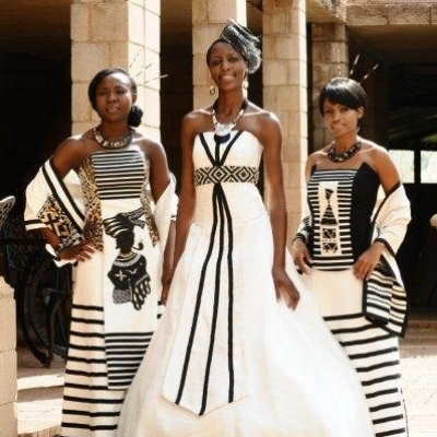 zulu traditional attire for hire