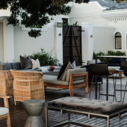 wedding furniture - Bakenhof Winelands Venue