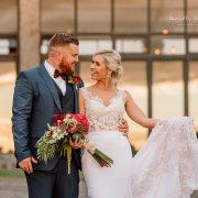 bride and groom, bride and groom - Bakenhof Winelands Venue