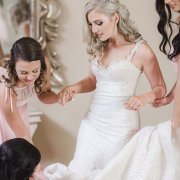 bridal accessories, getting ready - Sew Couture