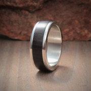 grooms accessories, grooms wedding rings, wedding rings - Earthrings