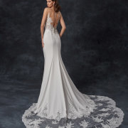 lace, lace, open back, wedding dresses, wedding dresses - Bridal Room