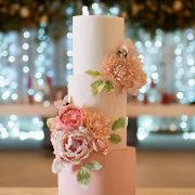wedding cakes, 3 tier wedding cakes - Samantha Liang Cake Artistry