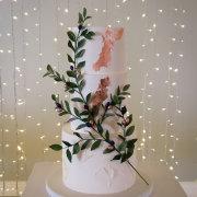 wedding cakes, 3 tier wedding cake - Samantha Liang Cake Artistry