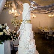 wedding cakes, 6 tiered wedding cakes - Samantha Liang Cake Artistry