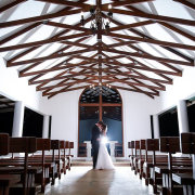 bride and groom, bride and groom, chapel, chapels - Collisheen Estate