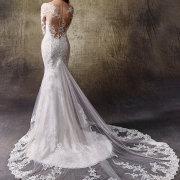 wedding dress, lace - Weddings By Design