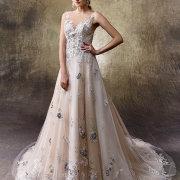 wedding dress, beads - Weddings By Design
