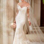 veil, wedding dresses, wedding dresses - Weddings By Design