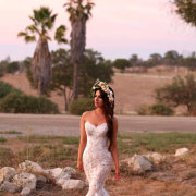 flower crown, wedding dresses, wedding dresses - Weddings By Design