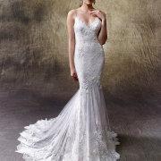 beads, mermaid, wedding dress - Weddings By Design