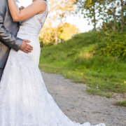 wedding dress, lace wedding dress - Katie Mayhew Photography