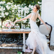 decor, wedding dress - Katie Mayhew Photography
