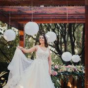 hanging decor, wedding dresses, wedding dresses, wedding dresses - Lo Voglio Bridal Boutique