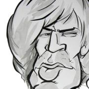 Gary Bottger Live Caricatures